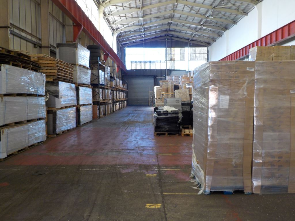Bonded Warehousing – Hinks Haulage